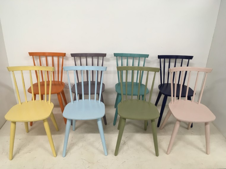 Cool Set 8 Shabby Chic Chairs Unique Ness Download Free Architecture Designs Scobabritishbridgeorg